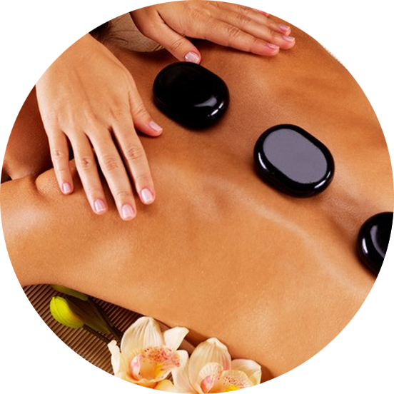 twin cities hot stone massage